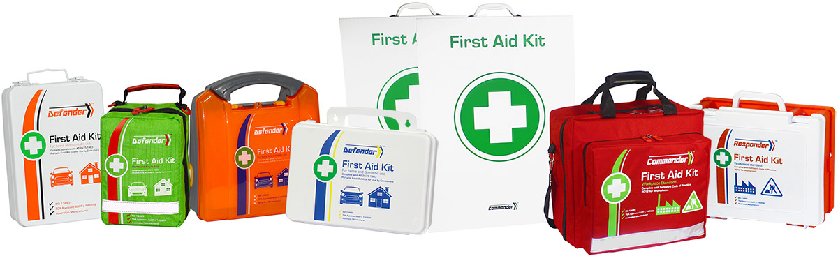 Aero Healthcare Wholesale First Aid Kits fully stocked with high quality First Aid Products