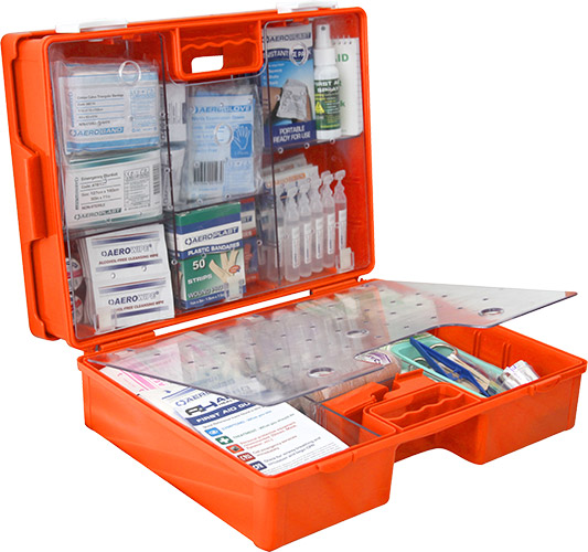 Rugged Commander 6 First Aid Kit