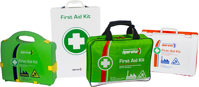 Operator 5 First Aid Kit Series