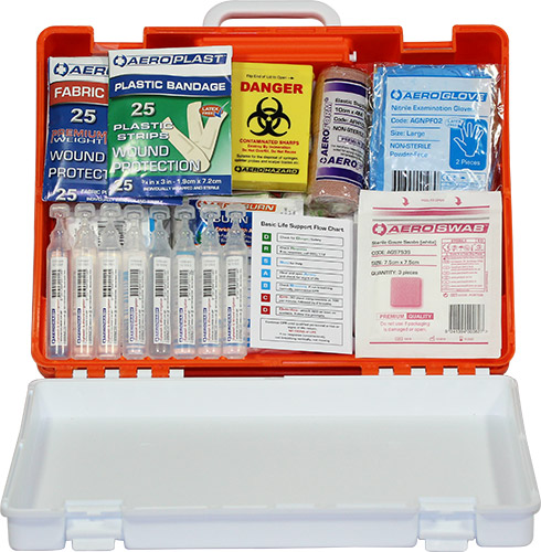 Rugged AS2675-1983 Wholesale First Aid Kit - Operator 5 Series