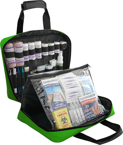 Softpack AS2675-1983 Wholesale First Aid Kit - Operator 5 Series