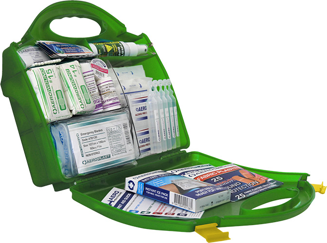 WorkSafe compliant AS2675-1983 neat office First Aid Kit