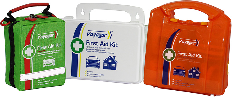 Voyager 2 First Aid Kits Series