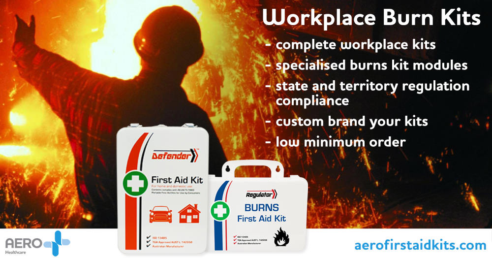 First Aid Burns Kits - Australia & NZ - Wholesale First Aid