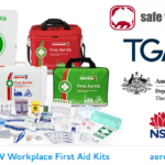 Workplace first aid kit requirements NSW