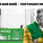 tional Safe Work Month - Road Transport Industry First Aid Kits